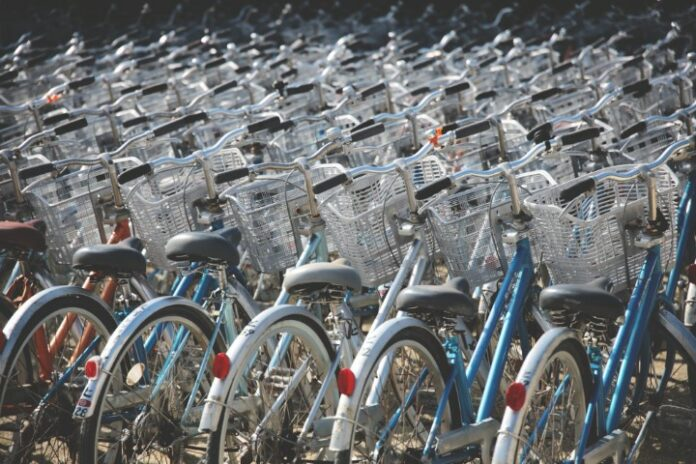 japan fahrrad radfahren