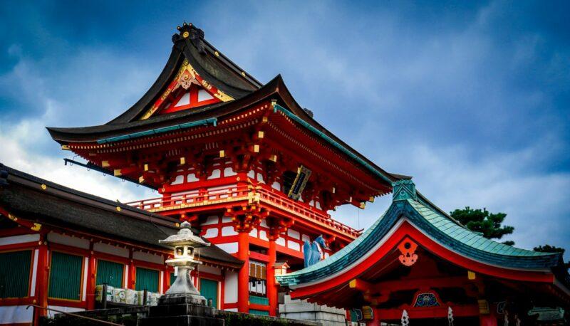 Kiyomizudera Schrein und tempel etikette