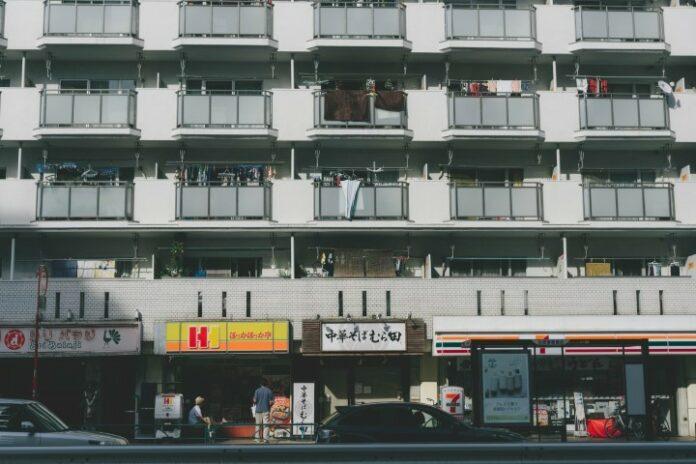 sharehouse, japan, leben
