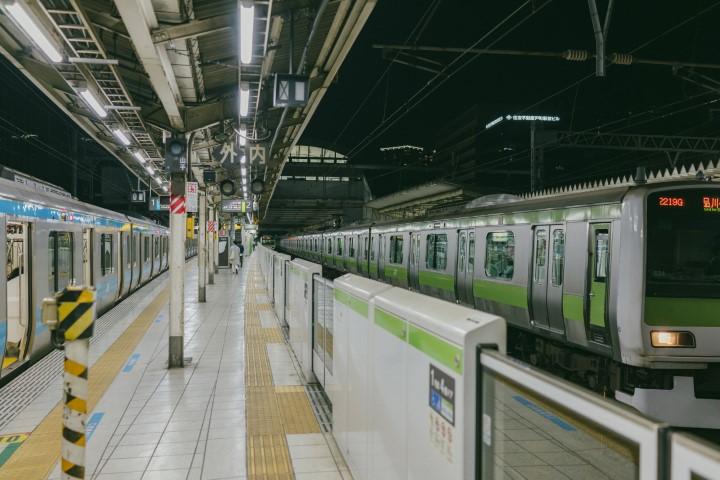 Die Bahn in Japan