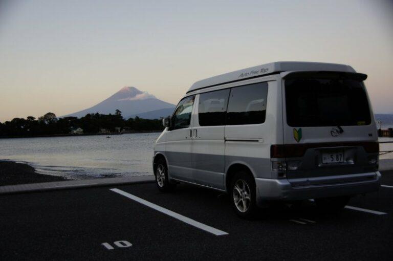 Japan mit dem Camper entdecken