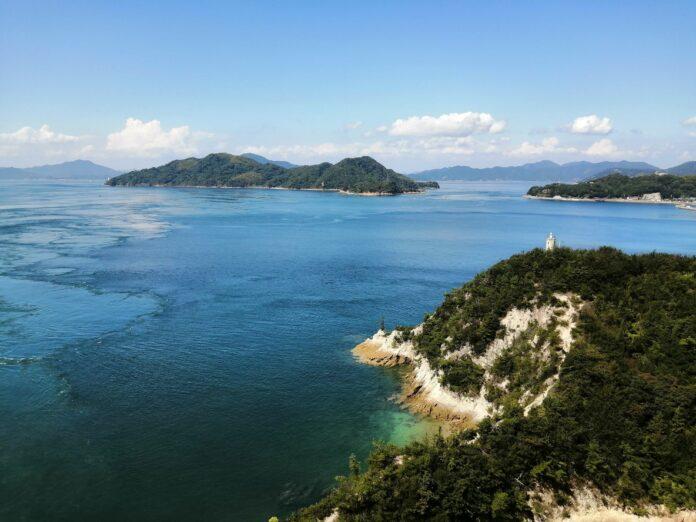 Die Präfektur Ehime bietet herrliche Küstenlandschaften.