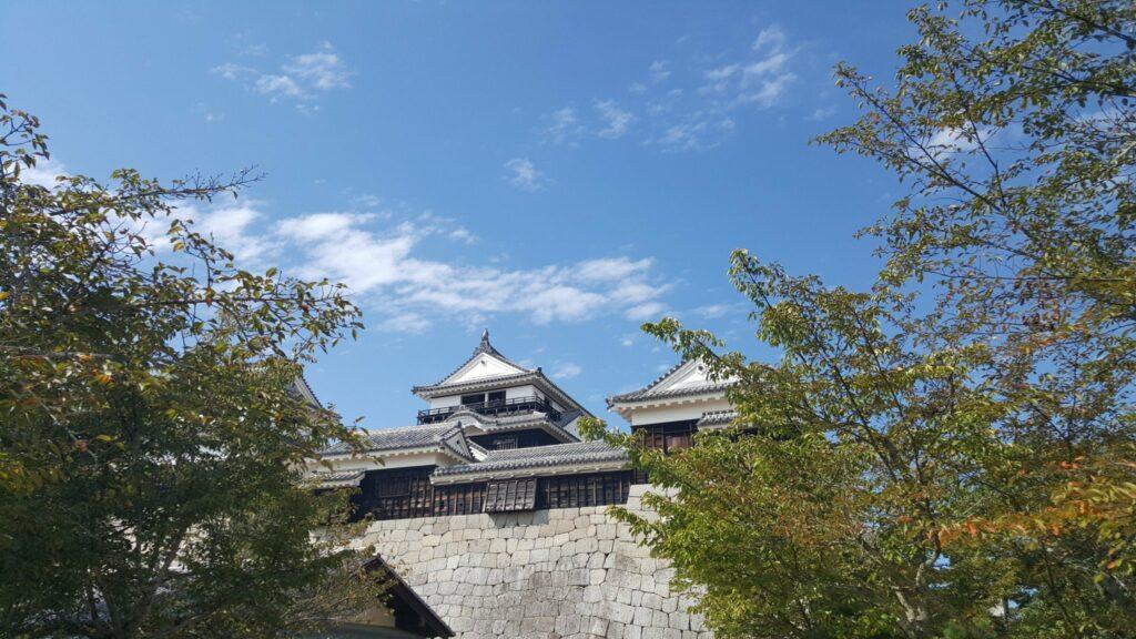 Die Burg Matsuyama in Ehime gehört zu den ältesten des Landes.