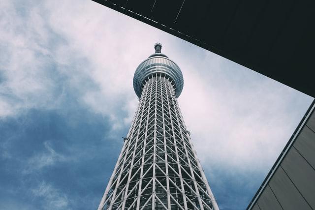 Der Tokyo Skytree ist der höchste Turm der Welt und eine beeindruckende Aussichtsplattform.