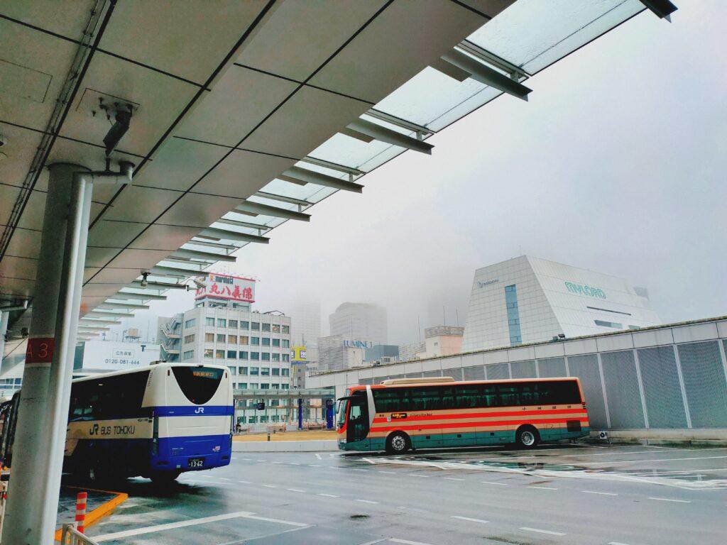 Bus Bahn Japan