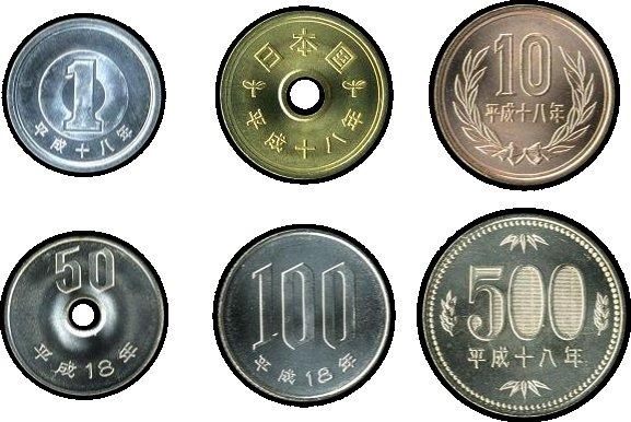 Yen Geld
