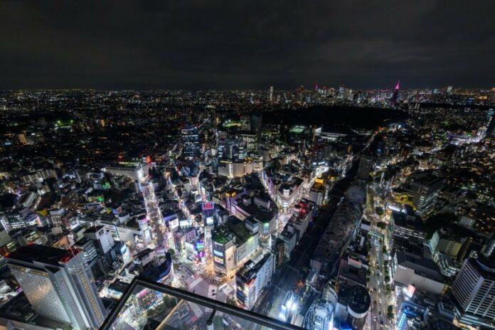 Tokyo bietet viele faszinierende Aussichtsplattformen.