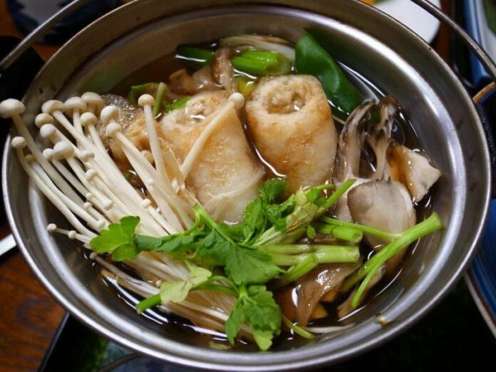 Die Küche der Region Tohoku im Norden Japans ist geprägt von Eintöpfen.
