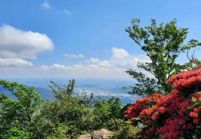 Berg Tsukuba in Ibaraki