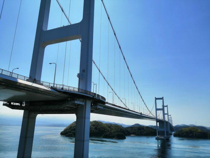 Kurushima Kaikyo Brücke