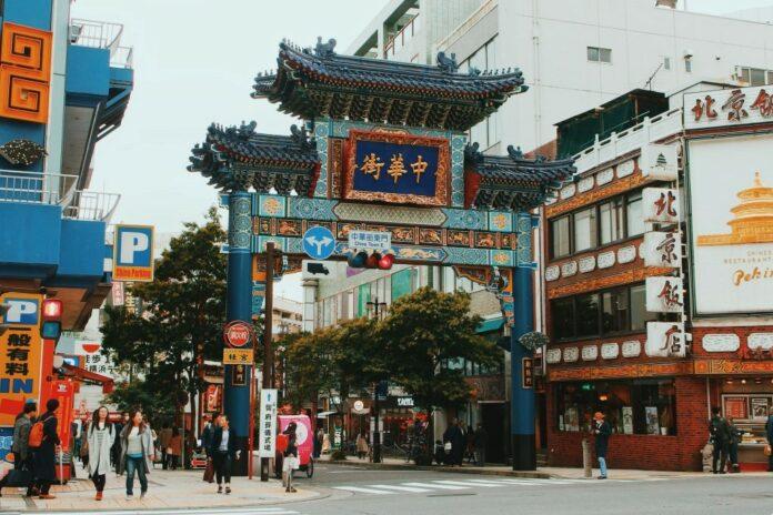 Shopping Kanagawa Chinatown
