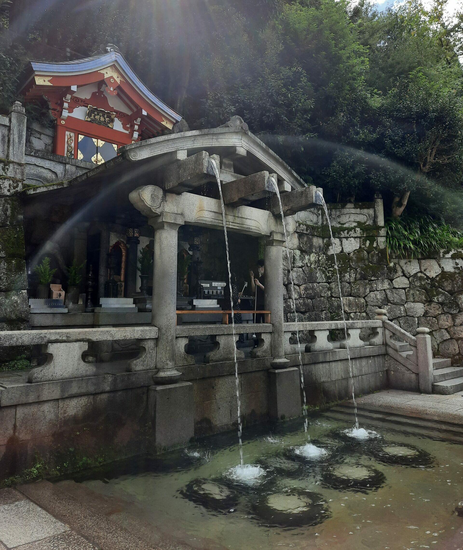 Otowa Wasserfall