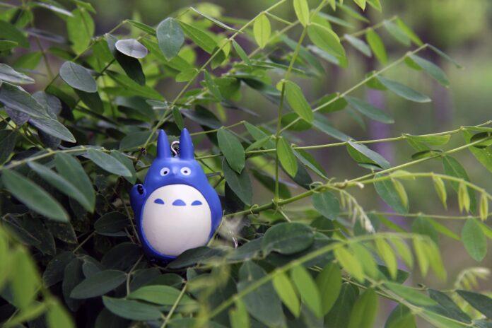 Der Totoro Wald in Saitama