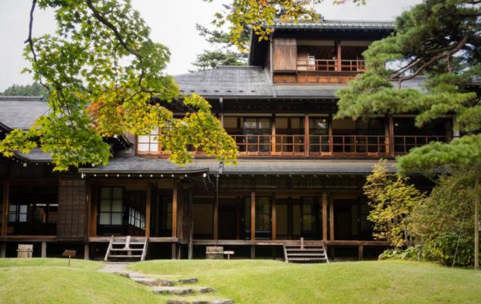 Tamozawa Imperial Villa in Nikko