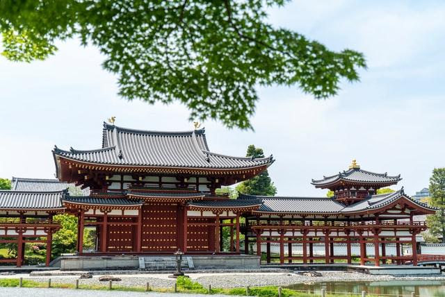 Der Byodo-in Tempel ist eines der Highlights in Uji.