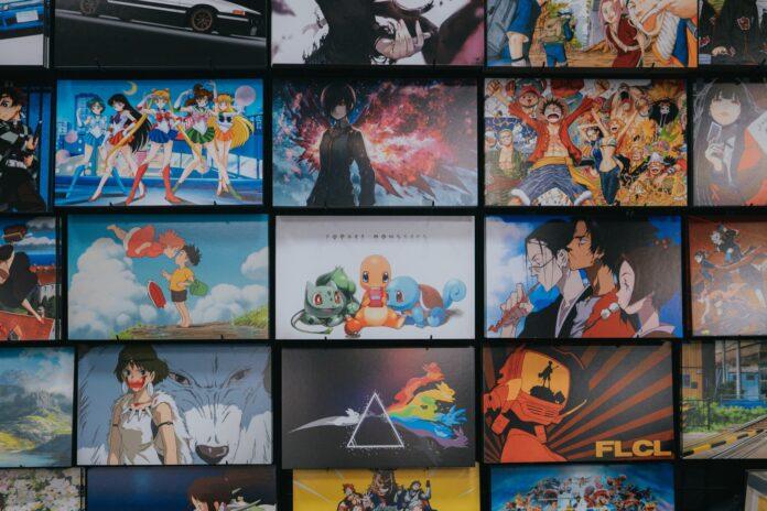 Anime und Manga genießen nicht nur in Japan große Beliebtheit