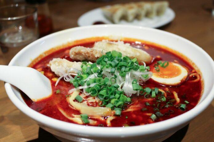 Dragon Noodle