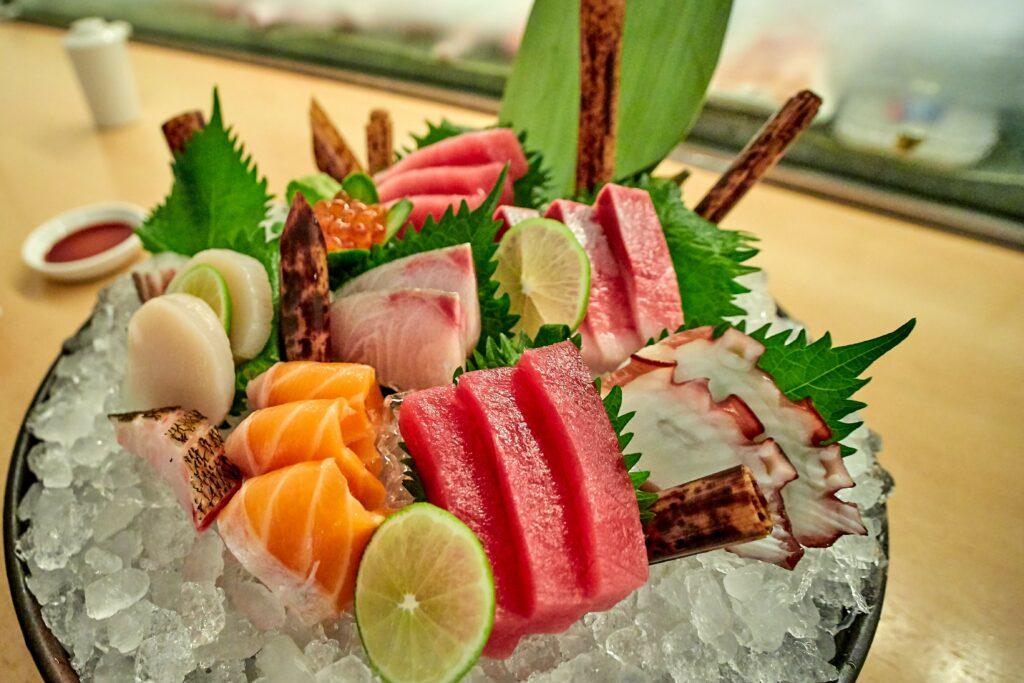Okinawa Sashimi
