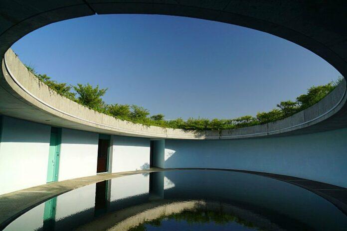 Benesse Art Site Naoshima in Kagawa.
