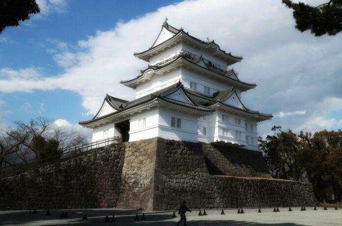 Burg Odawara in Kanagawa.