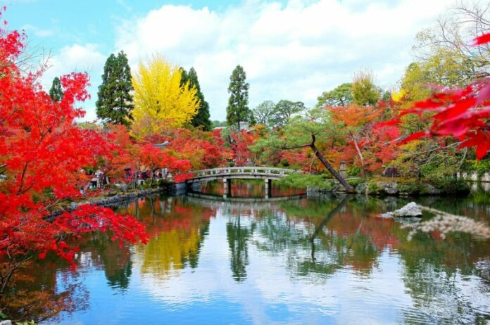 Eikando Tempel in Kyoto