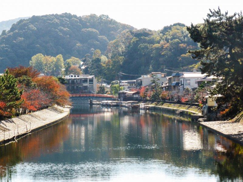 Uji ist eine beschauliche Stadt nahe Kyoto.