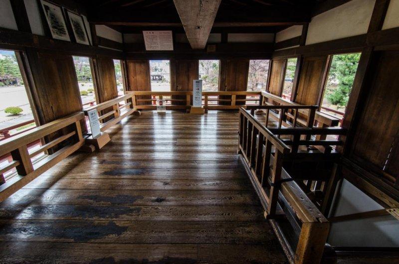 Burg Matsumoto