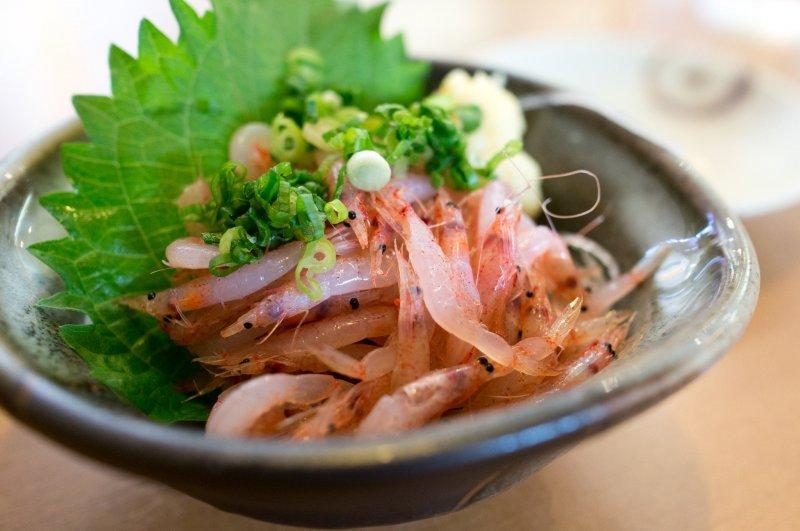 Sakura ebi aus Shizuoka.