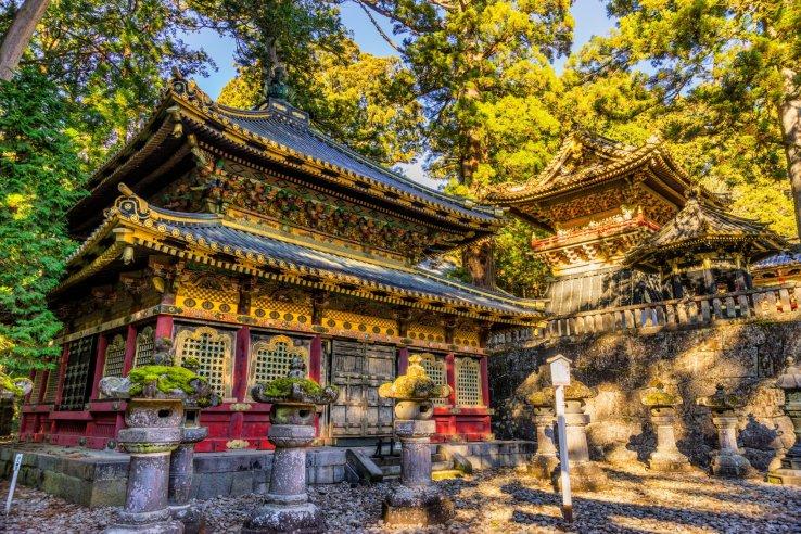 Toshogu Shrein in Nikko