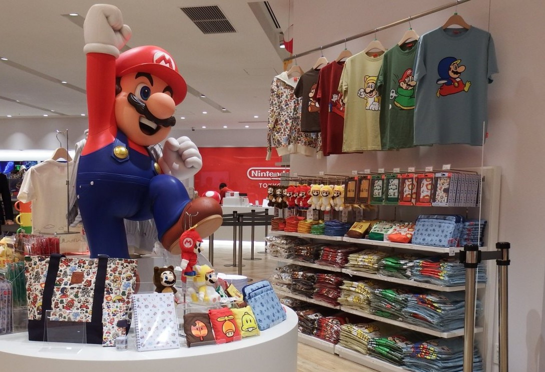 Shibuya PARCO Nintendo Shop