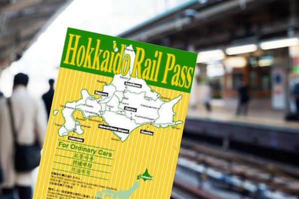 Hokkaido Rail Pass.