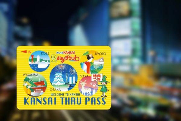 Kansai Thru Pass.