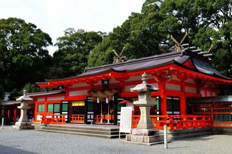 Großer Kumano Hayatama Taisha Schrein, Wakayama.