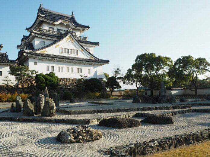 Kishiwada bei Osaka eignet sich als Tagesausflug.